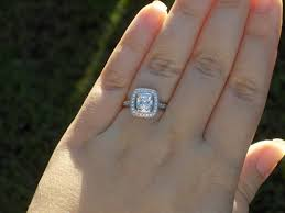 1 carat halo engagement ring pics of halo setting pave rings sets 1 ct pretty