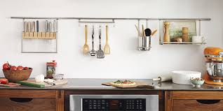 kitchen counter storage ideas how to organize your kitchen counter tops trends4us com