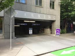 Seattle Parking Map by Benaroya Hall Parking In Seattle Parkme