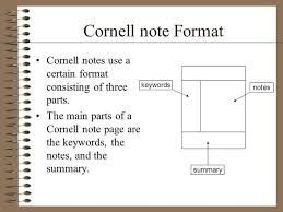 the 25 best cornell notes ideas on pinterest middle college