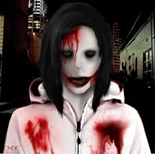 Jeff Killer Halloween Costume Jeff Killer Bloody Jetsukamasita Deviantart