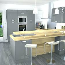 cuisine avec bar comptoir comptoir separation cuisine salon meuble separation cuisine salon