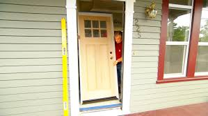 How To Hang Prehung Interior Doors Tips Ideas How To Install A Prehung Door At Your Home