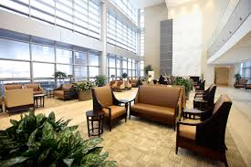 Design Hotel Chairs Ideas Stylish Hotel Lobby Design Ideas With High And Large Glass Windows