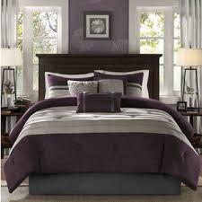 plum bedding sets queen sonicloans bedding ideas