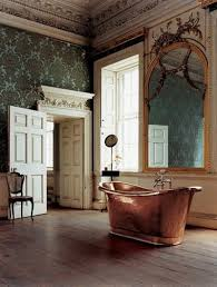 15 bold bathroom designs with copper bathtub rilane