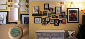 diy photo wall buy craft paper roll ikea number back of each