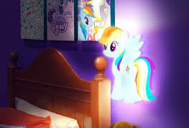 My Little Pony Bedroom Tech 4 Kids Current And Future Mlp Products Fashems And Lights