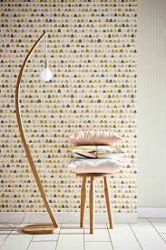 Wallpaper For Kitchen Walls by The 25 Best Retro Wallpaper Ideas On Pinterest 1950s House