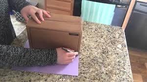 Diy Storage Box by How To Diy Storage Boxes Youtube
