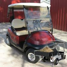 Utility Bed For Sale Club Car Precedent Utility Golf Cart With Aluminum Dump Bed