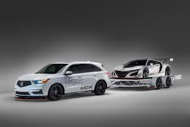 sema 2016 acura aims to win 2016 sema show with its nsx gt3 race car