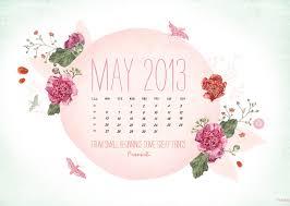 Small Desktop Calendar Free May Desktop Calendar Intro