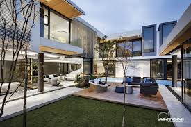 Floor Plans With Pictures Of Interiors Modern Mansion With Perfect Interiors By Saota Architecture Beast