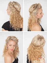 hairstyles at 30 30 curly hairstyles in 30 days day 17 hair romance