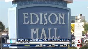 Edison Mall Map Edison Mall Owners Will Invest 4 Million Youtube