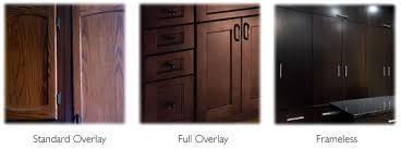 Overlay Cabinet Doors Cool Full Overlay Cabinets On Full Overlay Cabinet Doors Allstyle