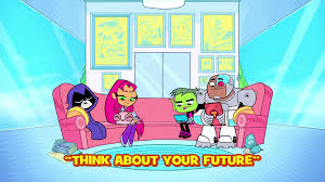 teen titans think about your future teen titans go wiki fandom powered by