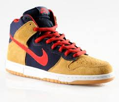 obsidian color nike nike sb dunk high premium obsidian red freshness mag