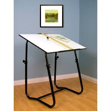 alvin onyx drafting table alvin opal folding drafting table hayneedle
