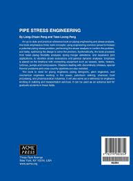 pipe stress engineering amazon co uk liang chuan peng tsen