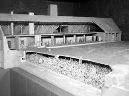 gaz chambre à gaz un voyage d étude à auschwitz maquette des chambres à gaz des