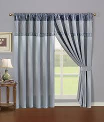 Grey And Silver Curtains Italian Designer Luxurious Satin Jacquard Curtains Emily Grey