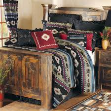 apache bedding set add the finishing touch to your rustic bedroom