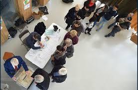 r駸ultats par bureau de vote loire 1er tour de la présidentielle marine le pen en tête