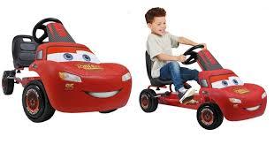 lighting mcqueen pedal car disney lightning mcqueen pedal go kart clearance online coupons