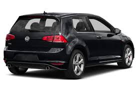 new 2017 volkswagen golf gti price photos reviews safety