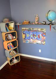 Skateboard Shelf Upcycling 101 How To Decorate Your House With U0027junk U0027