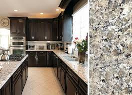 color kitchen cabinets with granite countertops how to pair countertop colors with cabinets