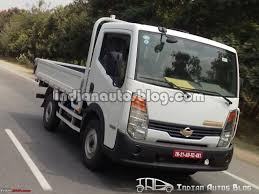nissan commercial van scoop nissan commercial vehicle spotted testing edit now as