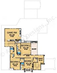 luxor spacious house plans contemporary home plans