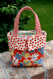 simply charmed gift bag free sewing tutorial patternpile