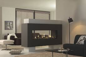double sided fireplace design ideas design ideas interior amazing