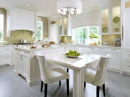 ideas for kitchen tables kitchen endearing kitchen island table ideas lovable 125 awesome