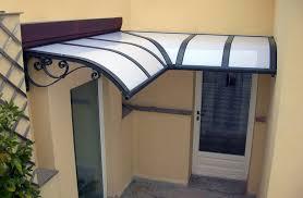 pensilina tettoia in policarbonato plexiglass ricciolo pensilina in alluminio con policarbonato adatta a