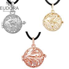 meaning necklace images 5pcs lot eudora harmony ball angel caller locket cage for chime jpg