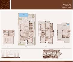 5 Bedroom Floor Plan Designs Balqis Penthouse Floorplans Palm Jumeirah Dubai