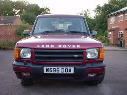 land rover discovery 2 td5 7 seater manual 11 months mot loads of