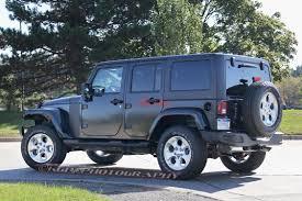 jeep wrangler 4 door blue 2018 jeep wrangler prototype spied with body suspension modifications