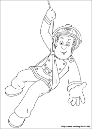 fireman sam print free coloring pages art coloring pages