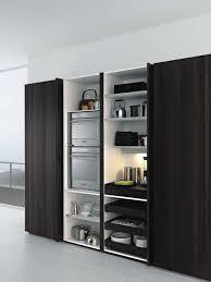 contemporary storage cabinet kitchen interior beauty