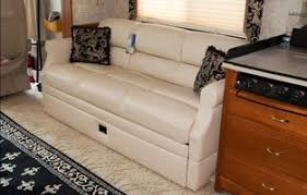 Rv Sofa Bed Rv Sofas Glastop Rv Motorhome Furniture Custom Rv Motorhome