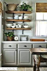 Kitchen Cabinet Interior Ideas Country Style Kitchen Cabinets Pictures Rustic Style Kitchen