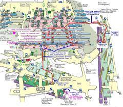 bon voyage transfer to keiyo line at tokyo