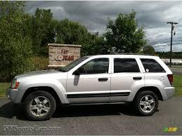 jeep silver 2006 jeep grand cherokee laredo 4x4 in bright silver metallic