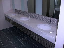 Glass Bathroom Vanity Tops by Furniture Exceptional And Modern Bathroom Vanity Top Ideas